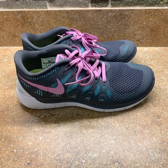 size 40 d24af 014c6 Nike Free 5.0 Women's Size 8